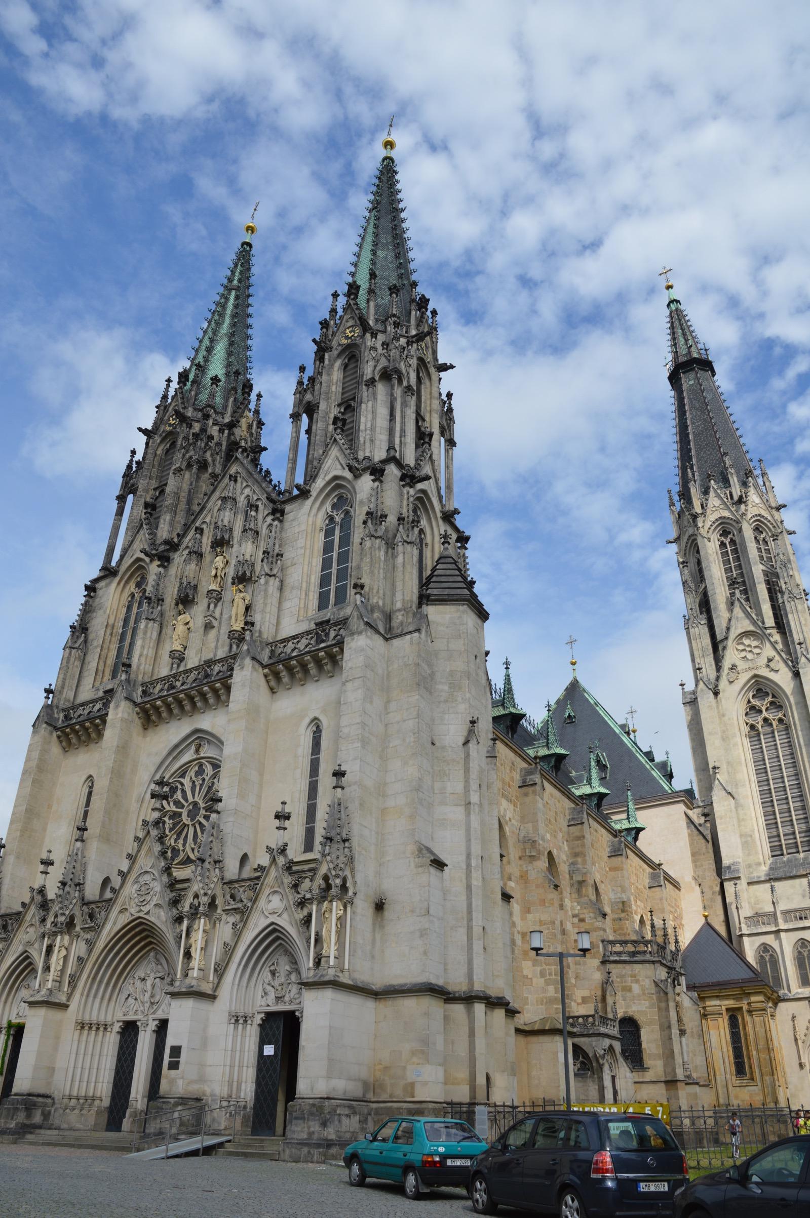 St Wenceslas' Cathedral, Olomouc, Czech Republic