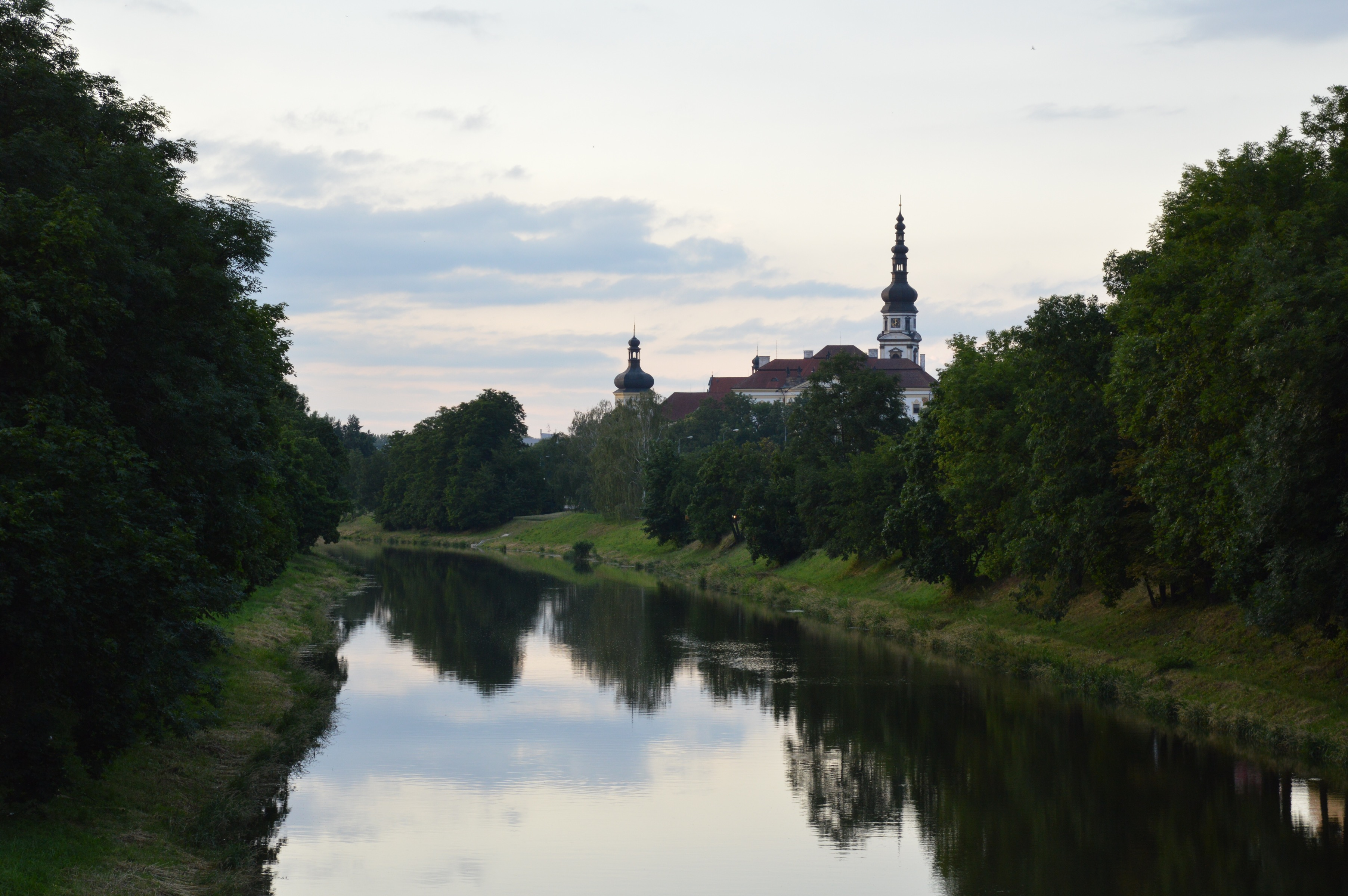 Hradisko Monastery, Olomouc, Czech Republic