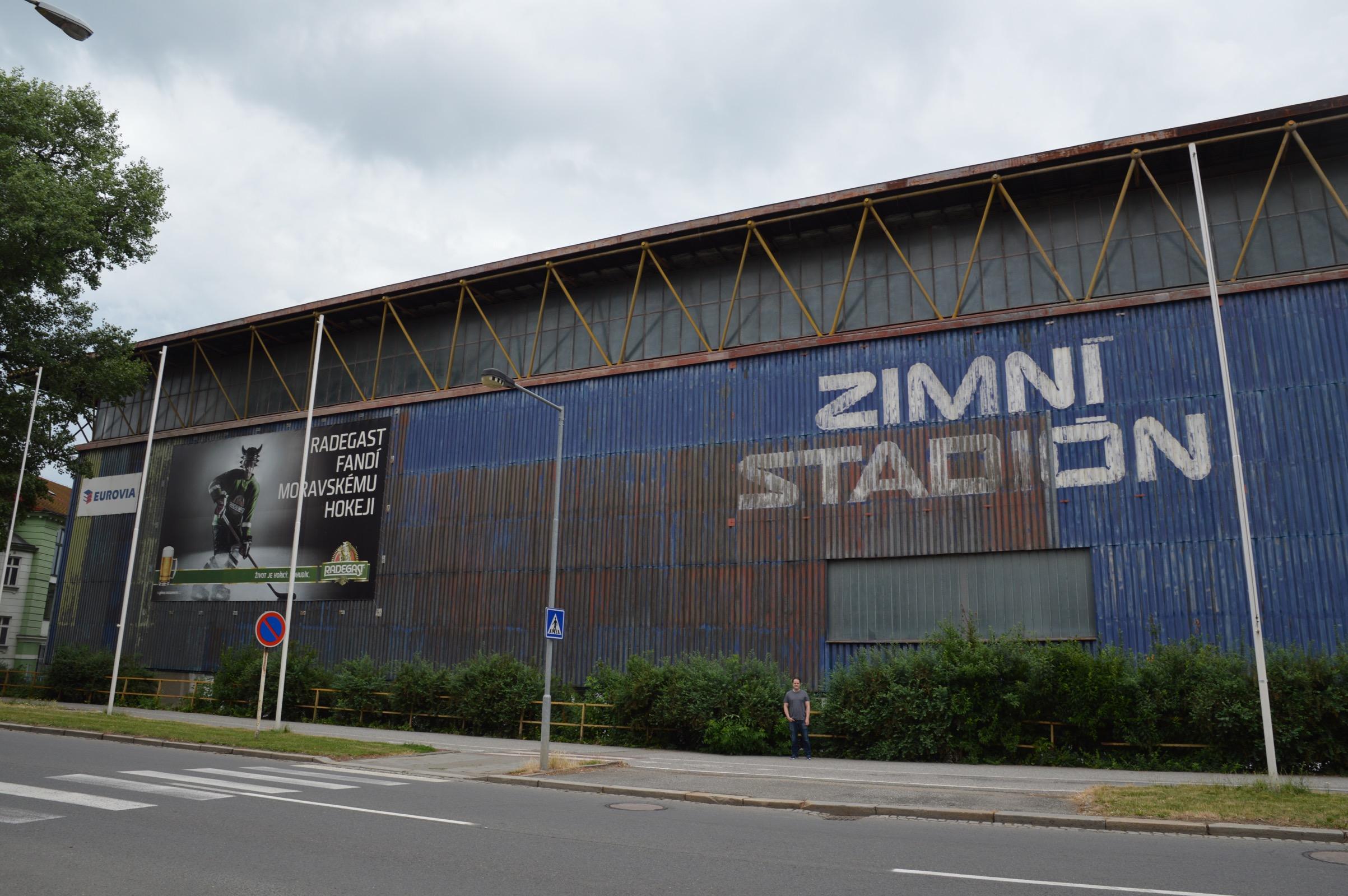 Olomouc, Czech Republic, hockey