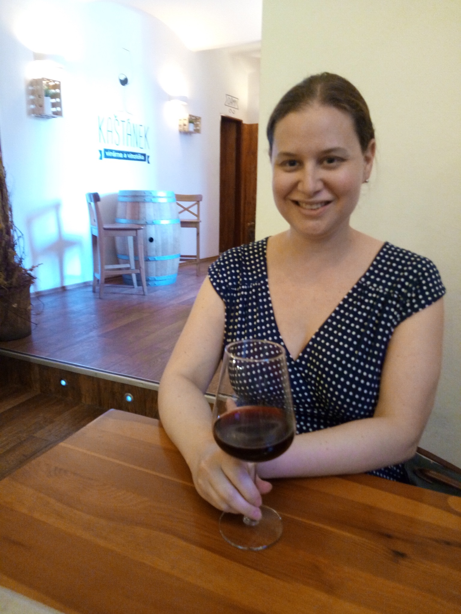 Moravian wine, Olomouc, Czech Republic