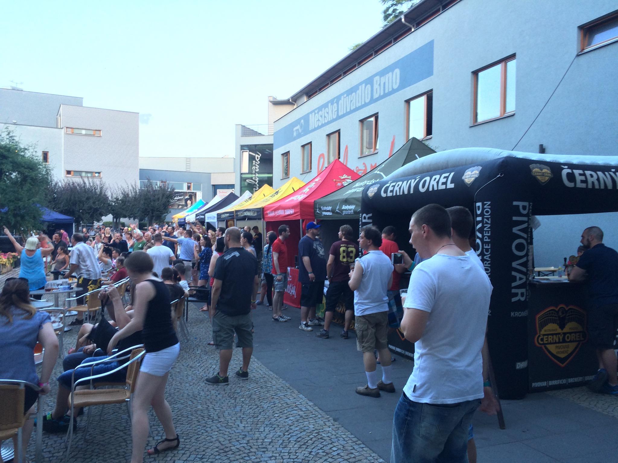 Pivní Fest, Brno