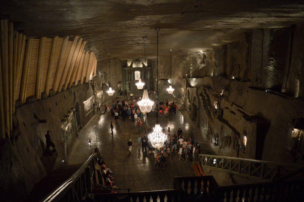 Salt Mine, Kraków, Poland