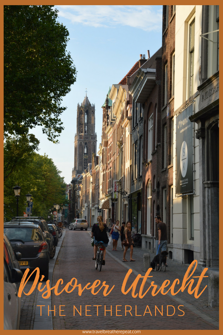 Discover Utrecht, the Netherlands; how to spend a week in Utrecht; why Utrecht is so cozy #utrecht #netherlands #travel #gezellig