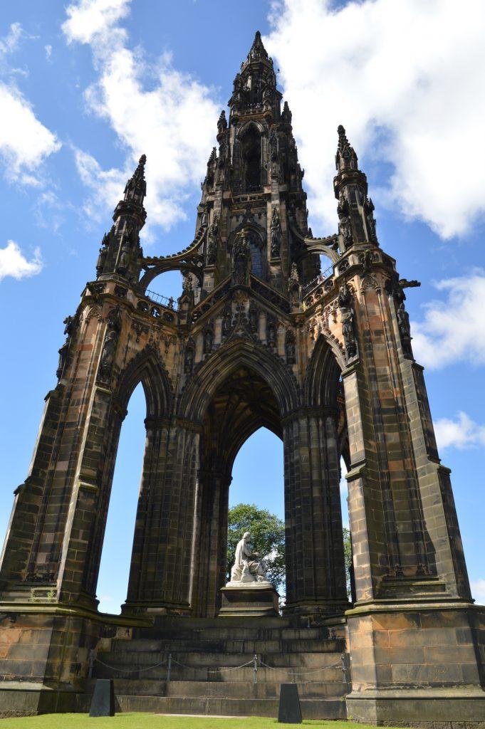 Scot Monument, Edinburgh, Scotland