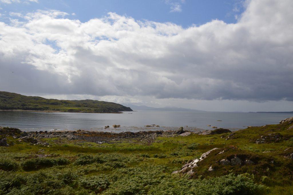 Dunscaith Castle, Tokavaig, Isle of Skye