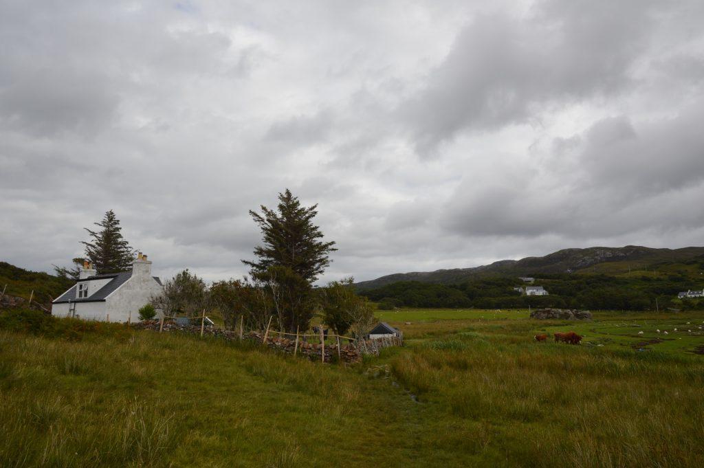 Dunscaith Castle, Tokavaig