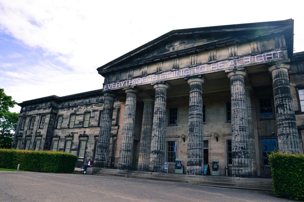 Scottish Gallery of Modern Art, Edinburgh, Scotland