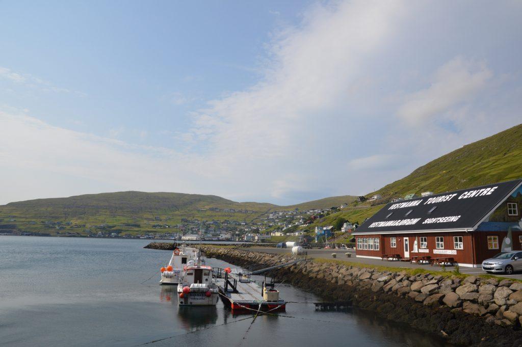 Vestmanna Tourist Centre, Faroe Islands