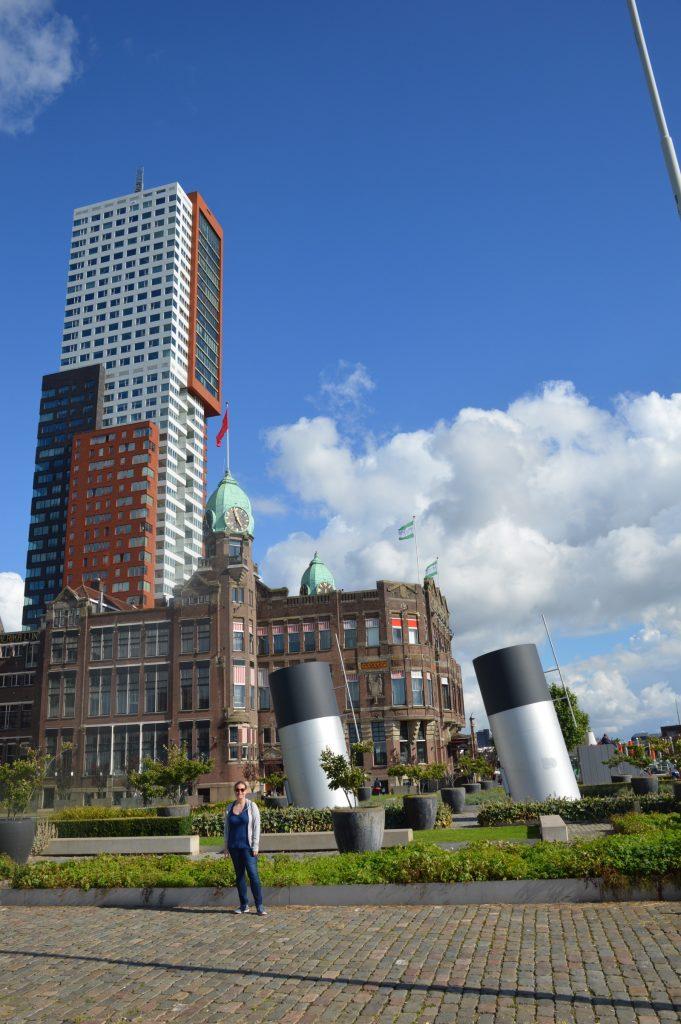 New York Hotel, the Port of Rotterdam, Netherlands