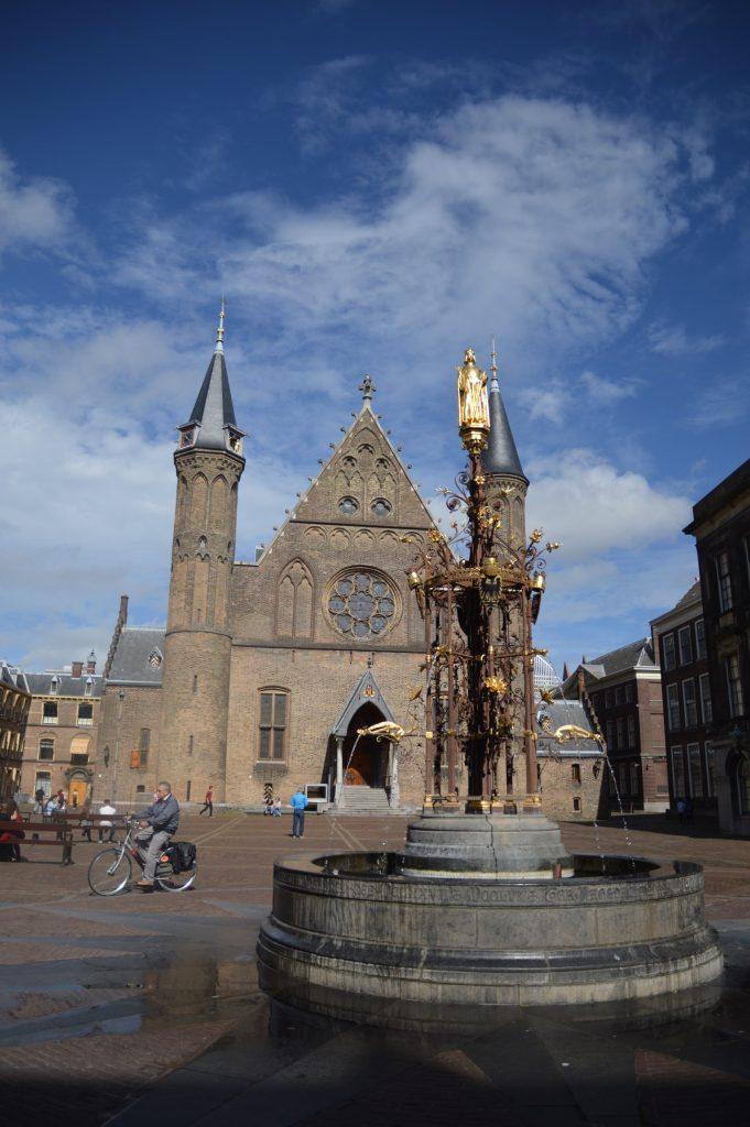Ridderzaal, Den Haag, Netherlands