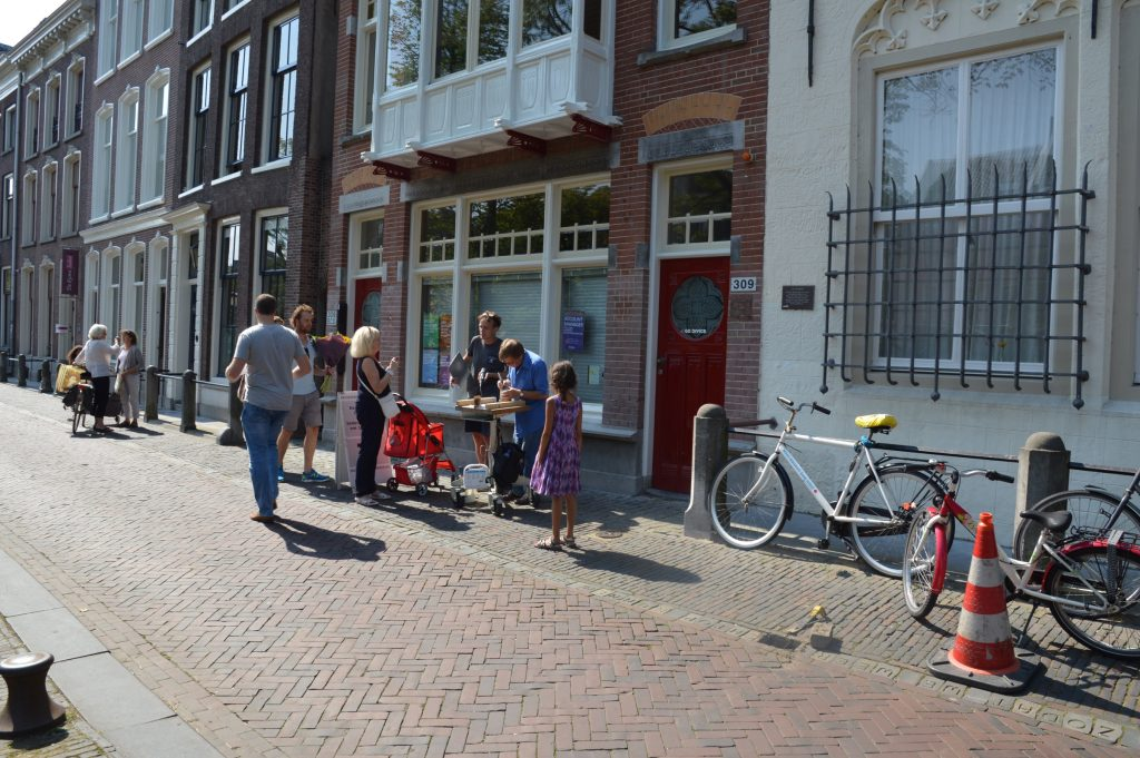 Letters of Utrecht, August 27, 2016, the Netherlands