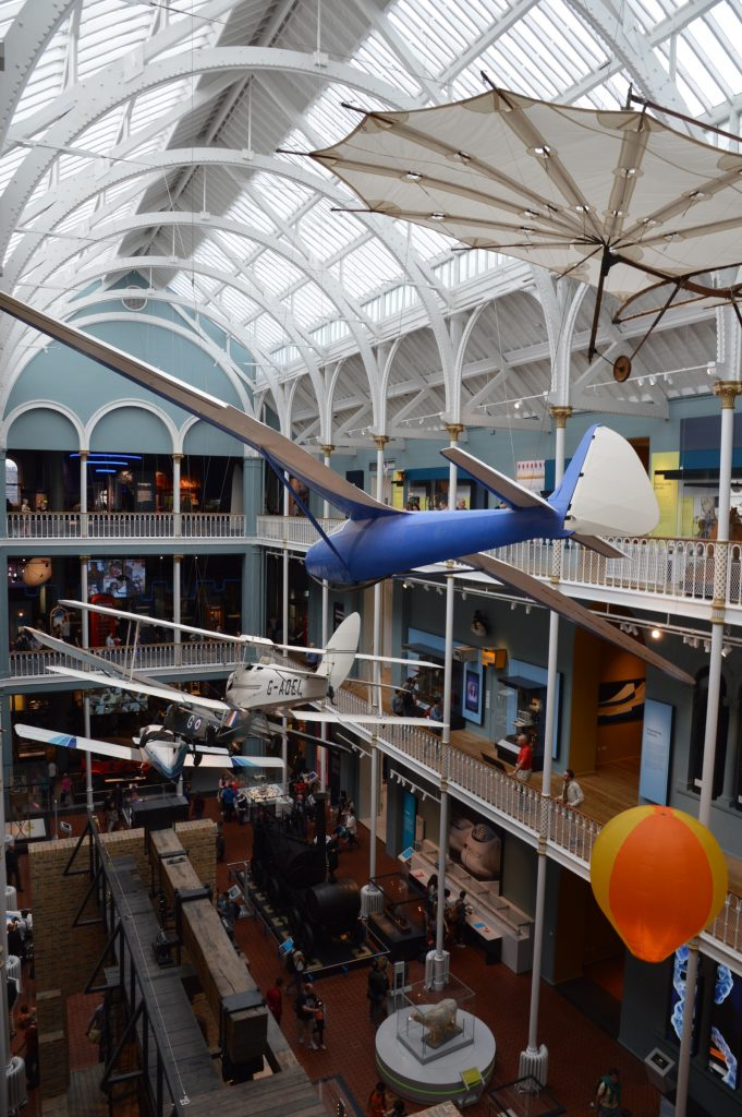 National Museum of Scotland in Edinburgh