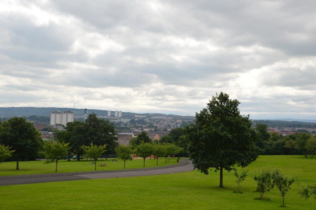 Queens Park, Glasgow, Scotland
