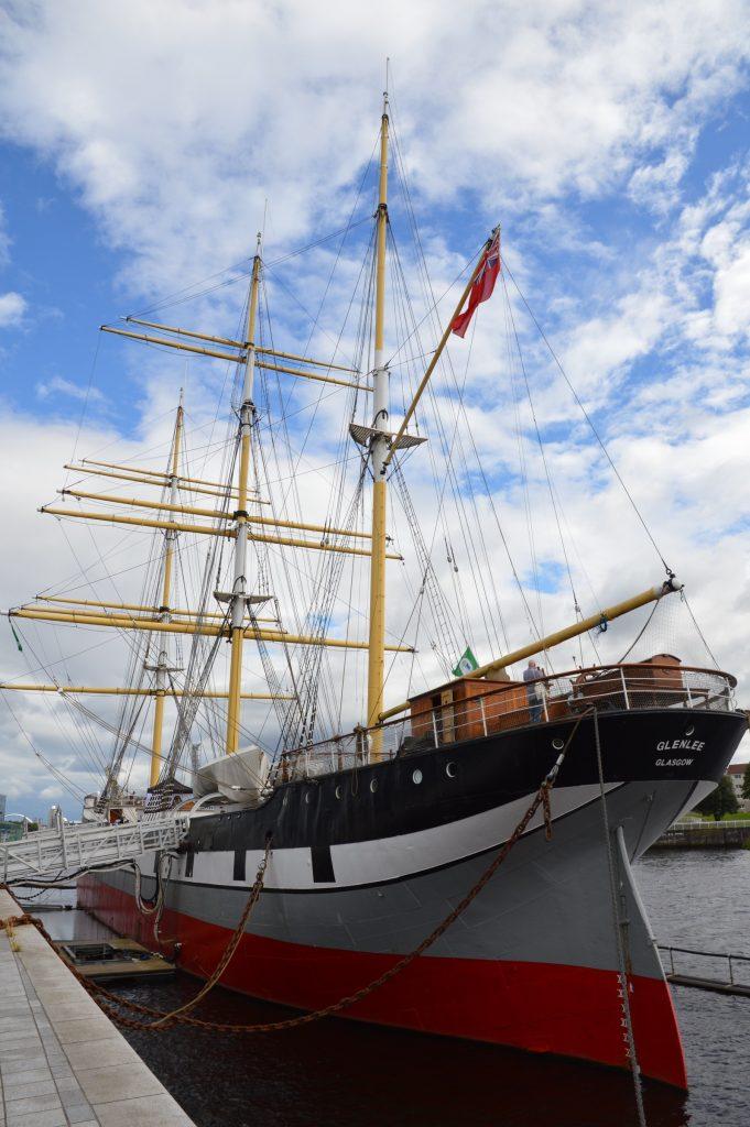 The Tall Ship, Glasgow, Scotland