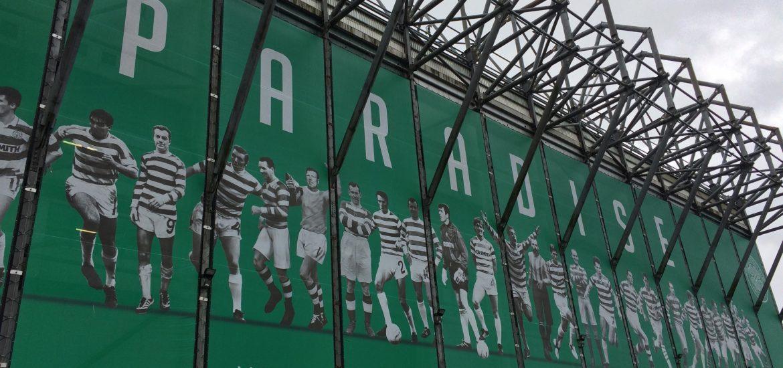 Celtic Park, Paradise, Glasgow, Scotland