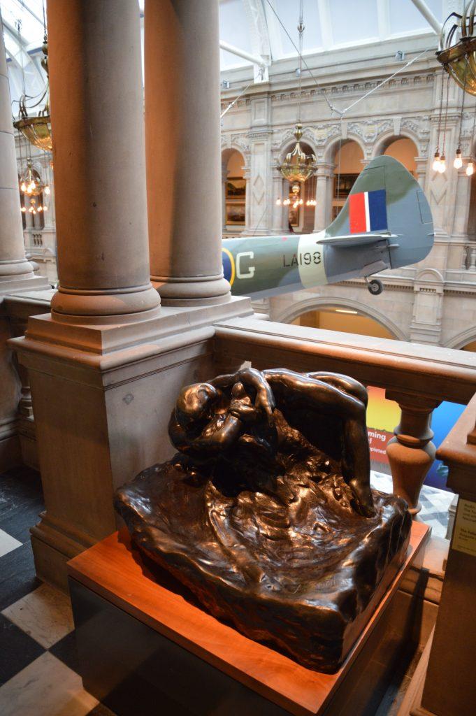 Rodin, Kelvingrove Museum, Glasgow, Scotland