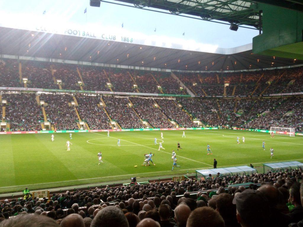 Celtic v Astana, Celtic Park, Glasgow