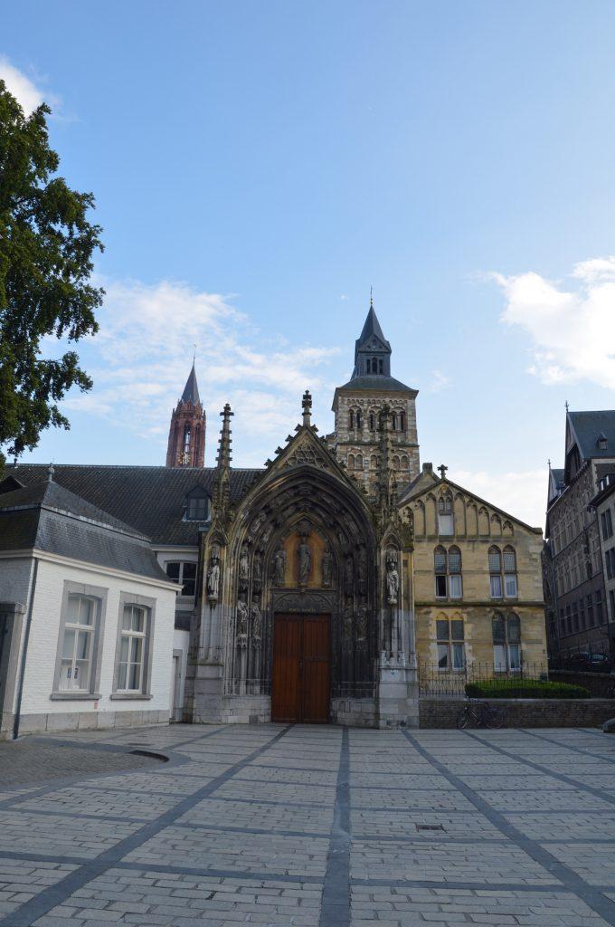 Basiliek van Sint Servaas in Maastricht