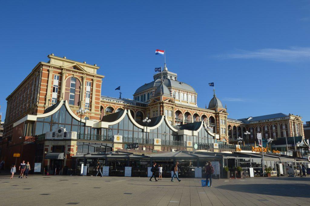 The Kurhaus of Scheveningen, Den Haag, the Netherlands
