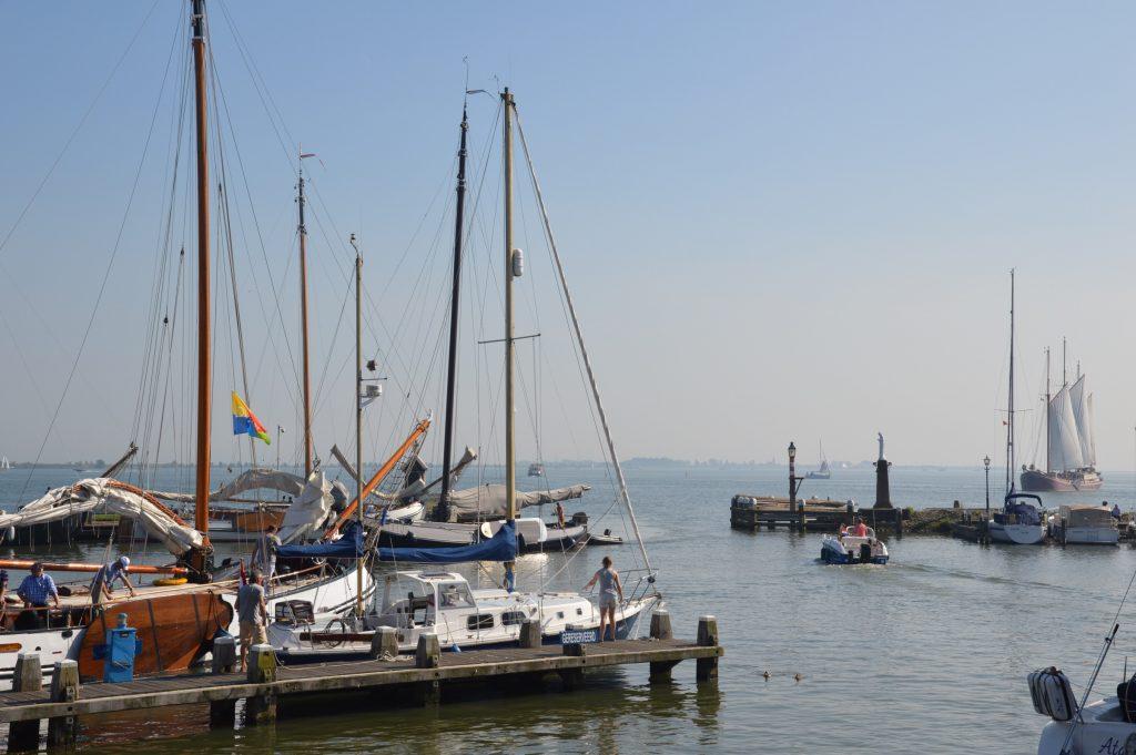 Harbour, Volendam, the Netherlands