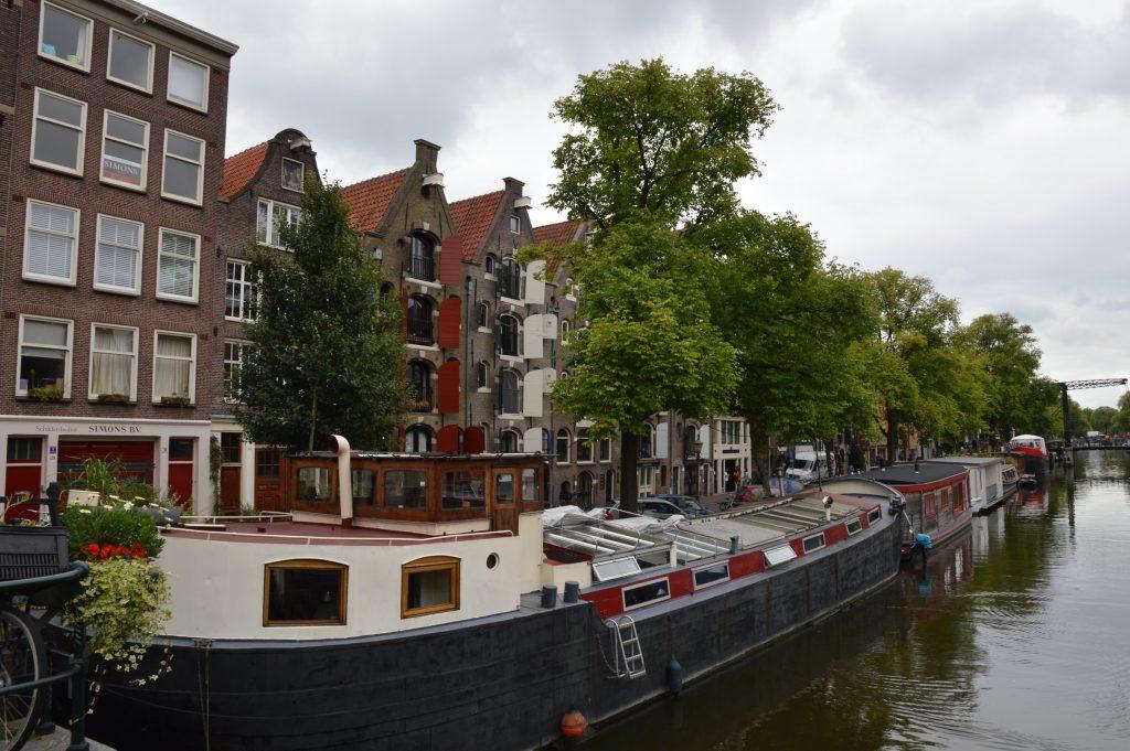 Brouwersgracht, in Amsterdam, the Netherlands