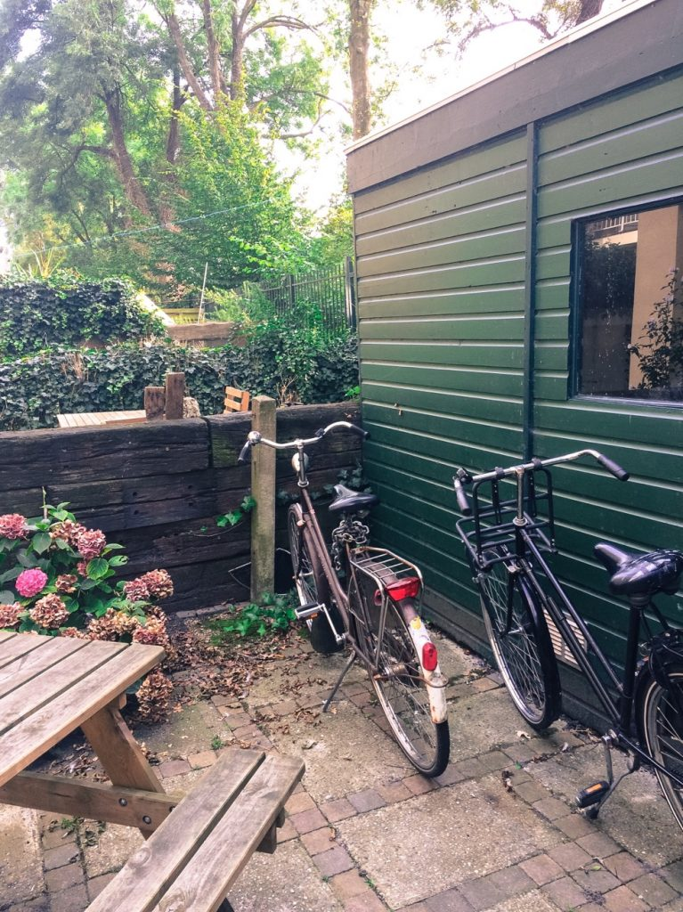 Bikes, Amsterdam, the Netherlands