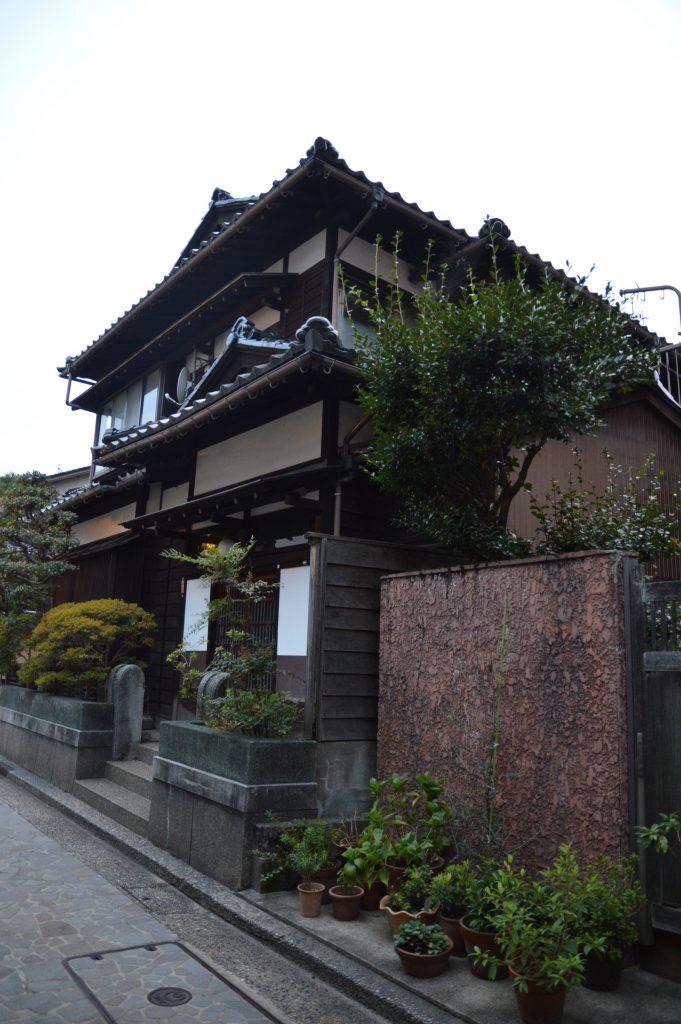 Nagamachi district Kanazawa, Japan
