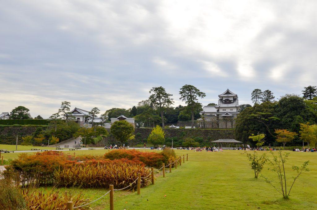 Kanazawa Castle Park, Japan