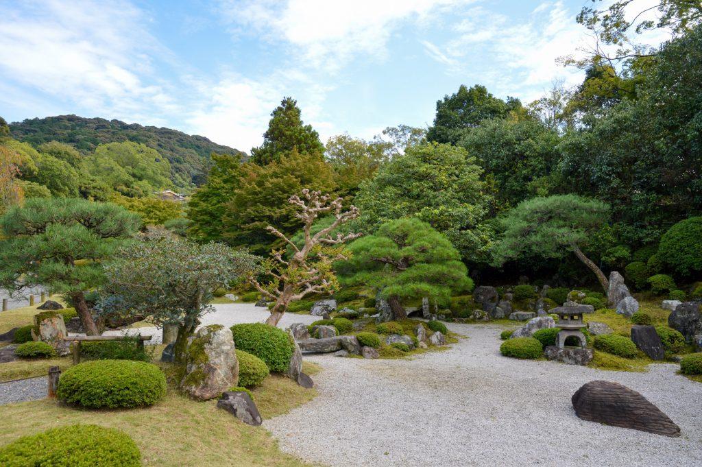 Yūzen'en Garden, Chion-in, Kyoto, Japan