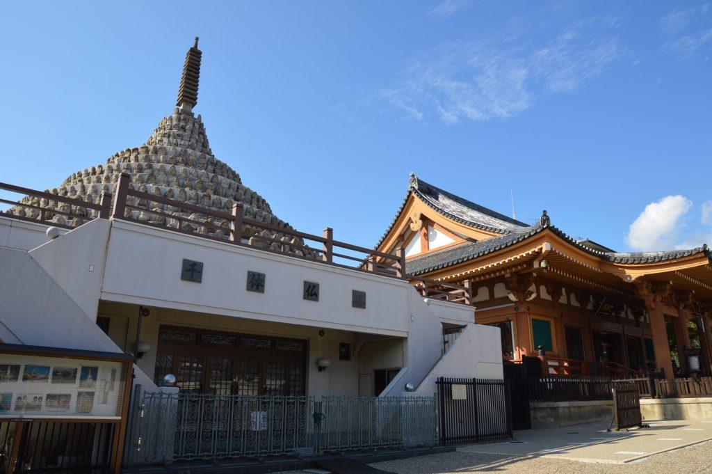 Mibu-dera Temple, Kyoto, Japan