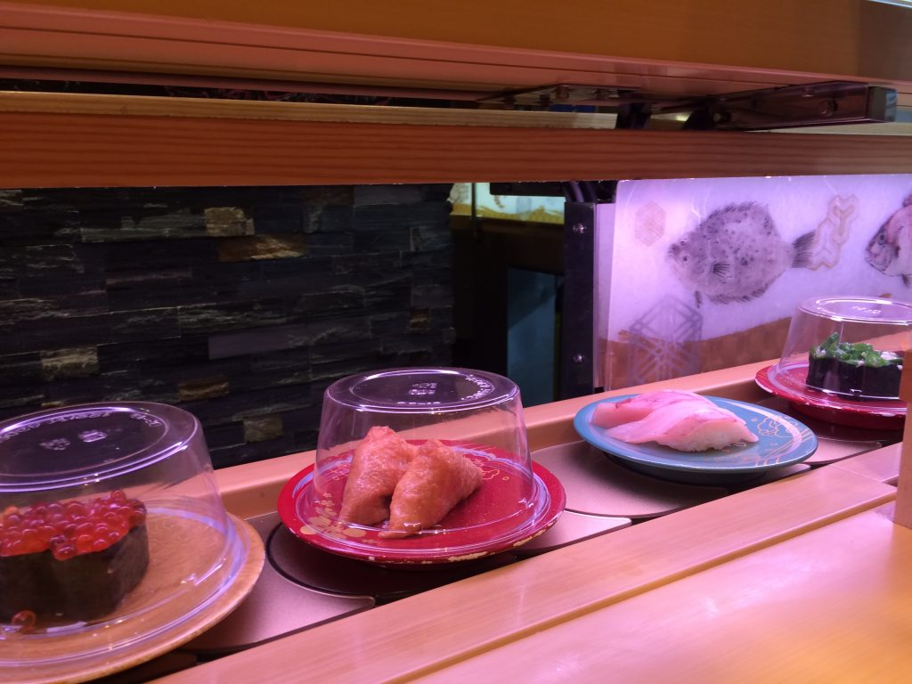 Mori-Mori Sushi, Kanazawa, Japan