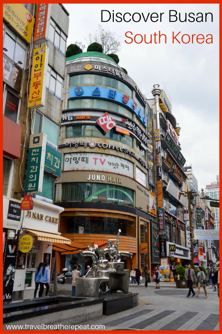 Discover Busan, South Korea