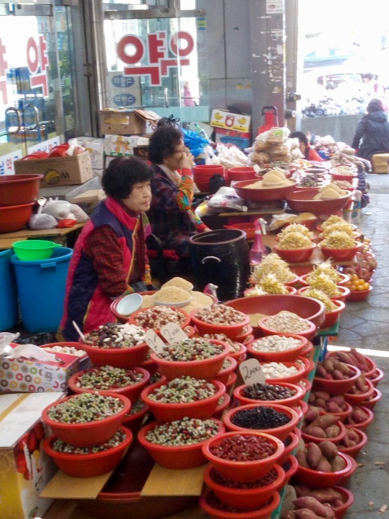 Bujeon Market, Busan, South Korea