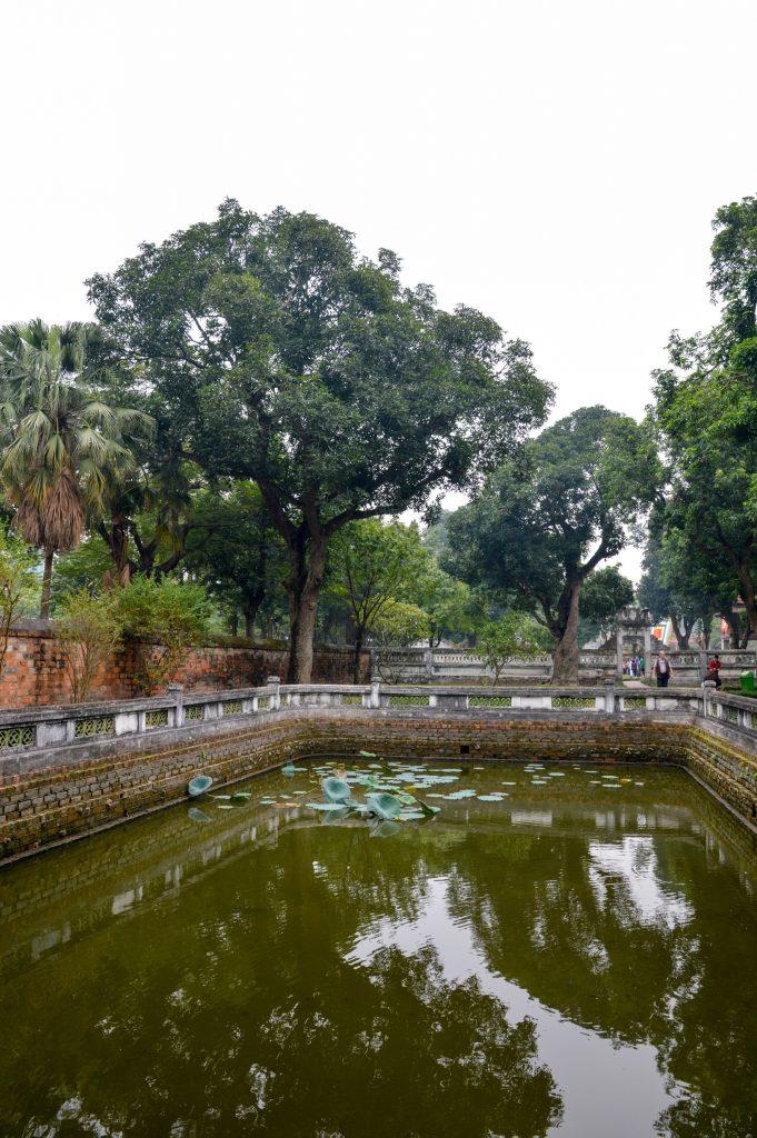 Temple of Literature, Hanoi, Vietnam
