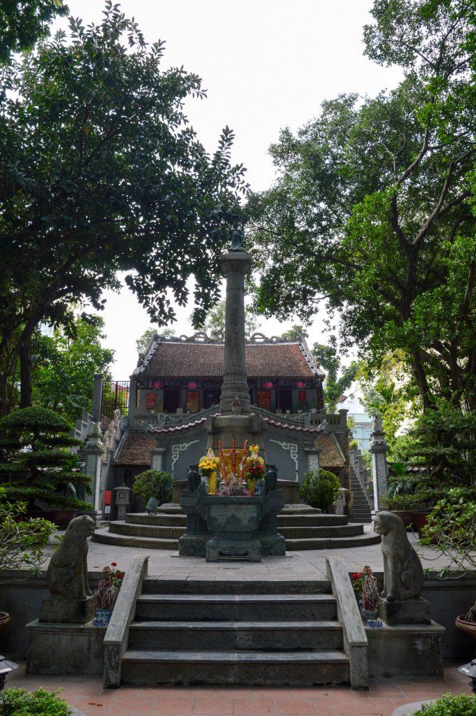 Đình Nam Hương, Hanoi, Vietnam