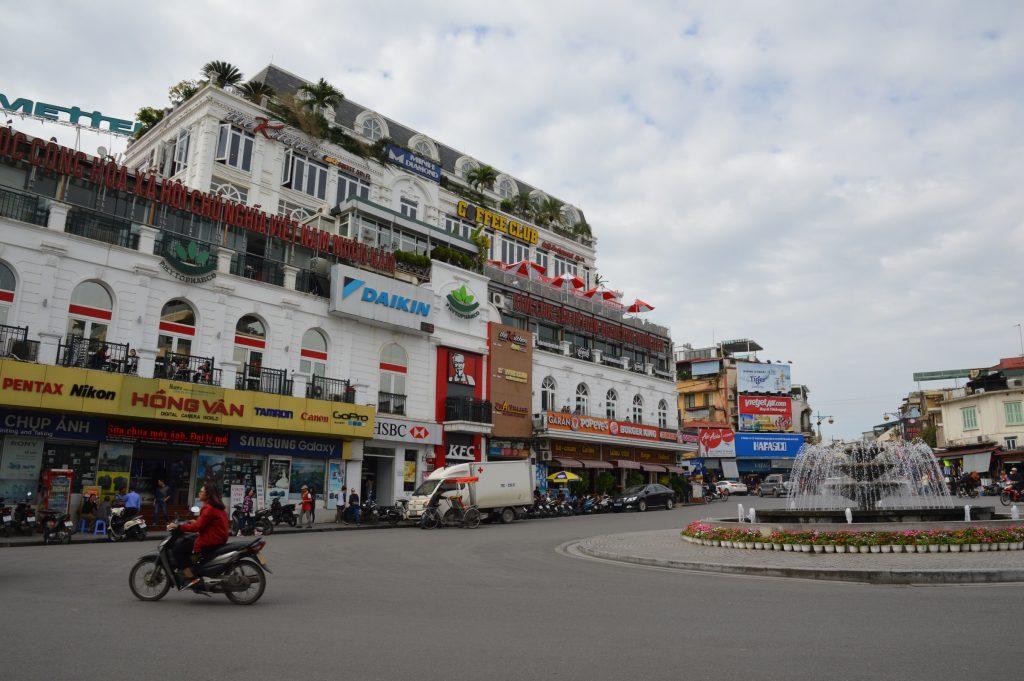 Quảng trường Đông Kinh Nghĩa Thục, Hanoi, Vietnam