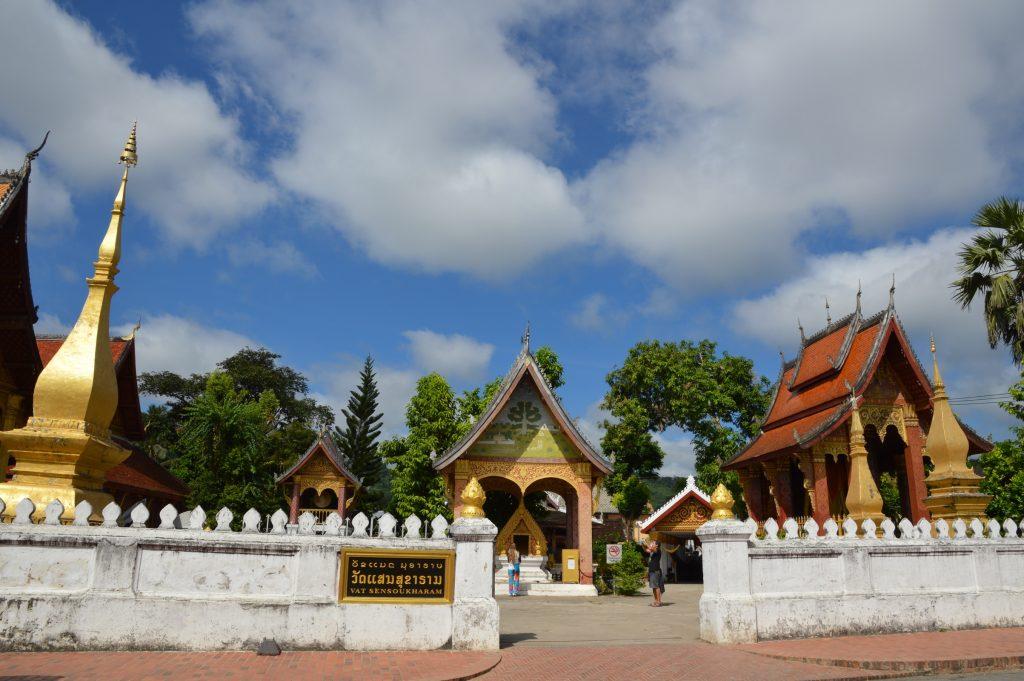 Vat Sensoukharam, Luang Prabang, Laos