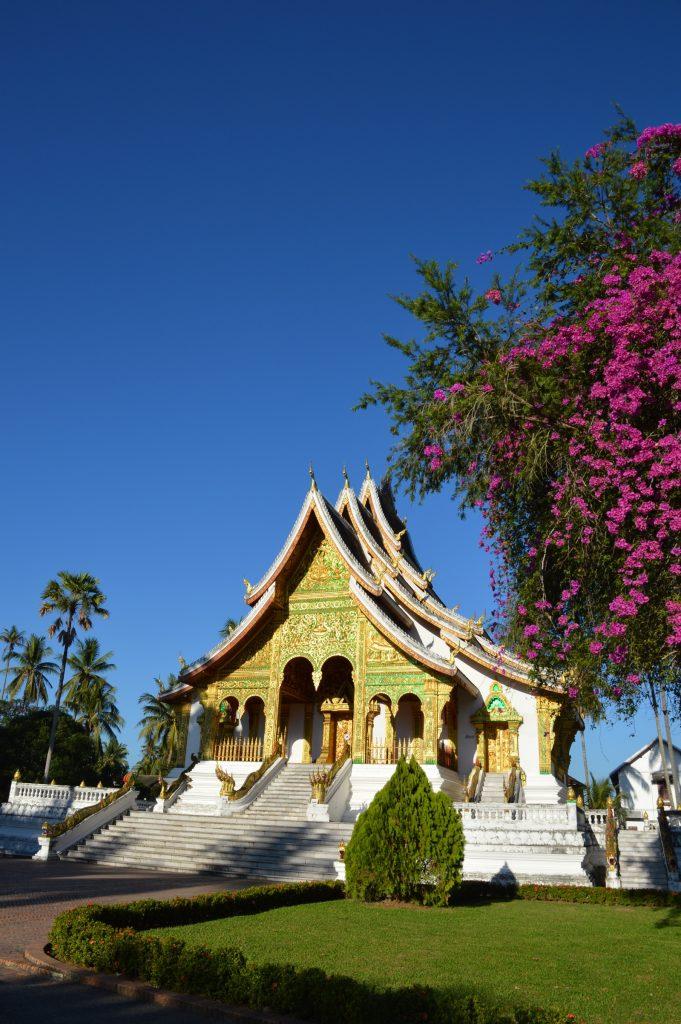 Haw Pha Bang, Luang Prabang, Laos