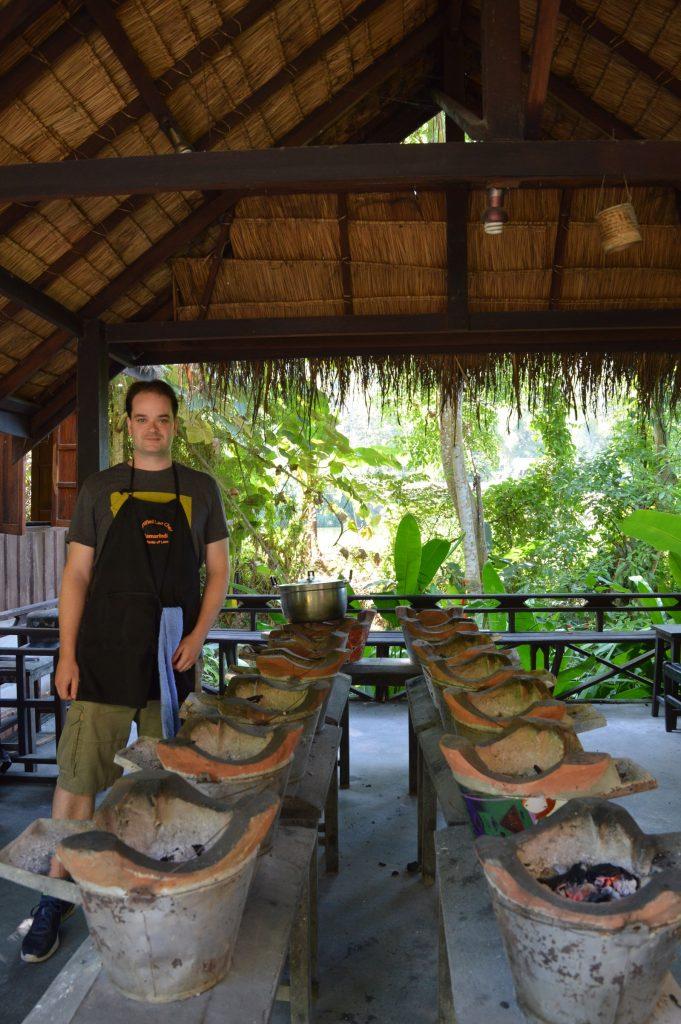 Cooking class in Luang Prabang, Laos