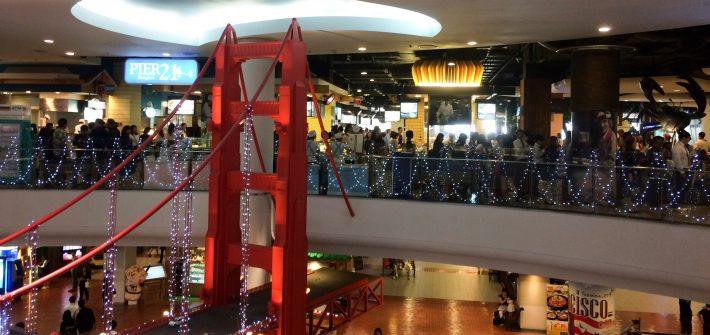 Best Bangkok cheap eats at Terminal 21 food court