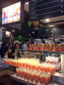 Tam Pen Juicez, Pier 21, Terminal 21, Bangkok, Thailand