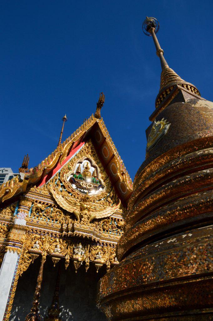 Wat Hua Lam Phong, Bangkok, Thailand