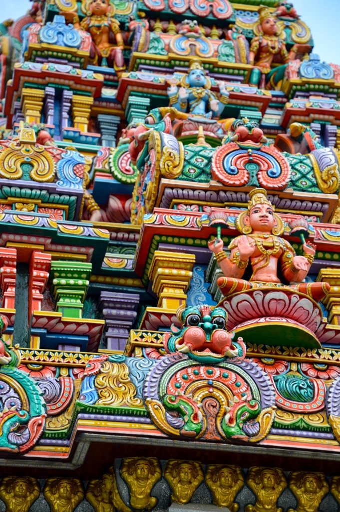 Sri Maha Mariamman Temple, Bangkok, Thailand