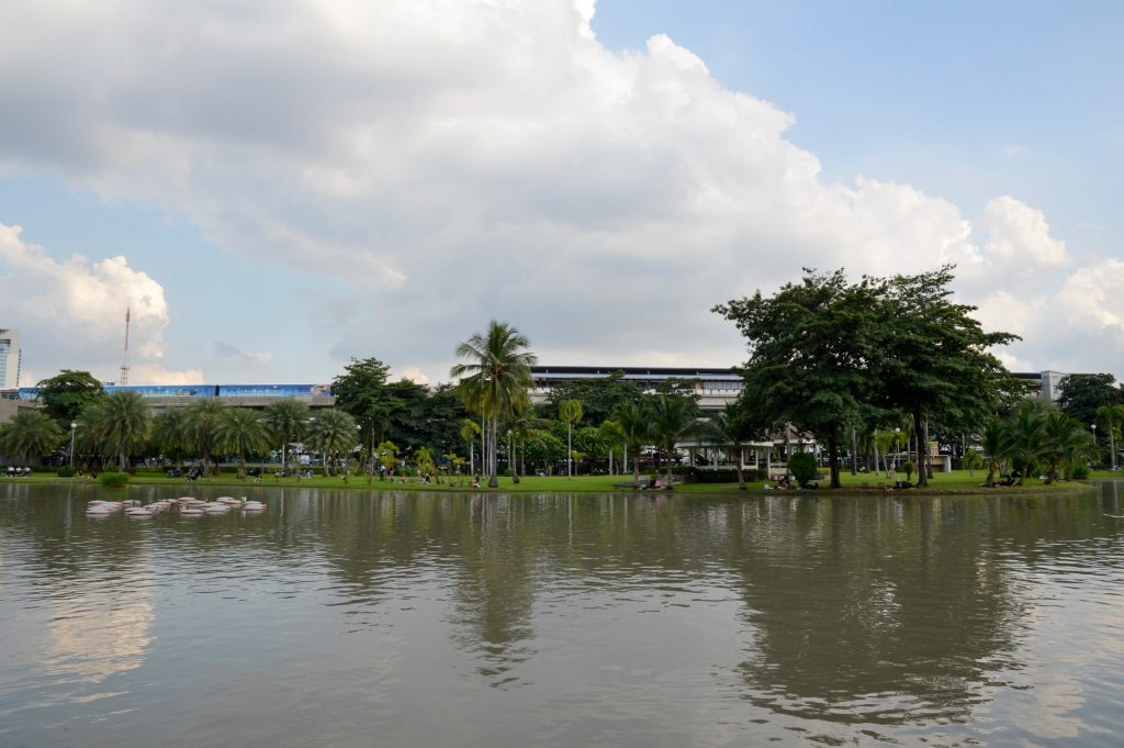 Chatuchak Park, Bangkok, Thailand