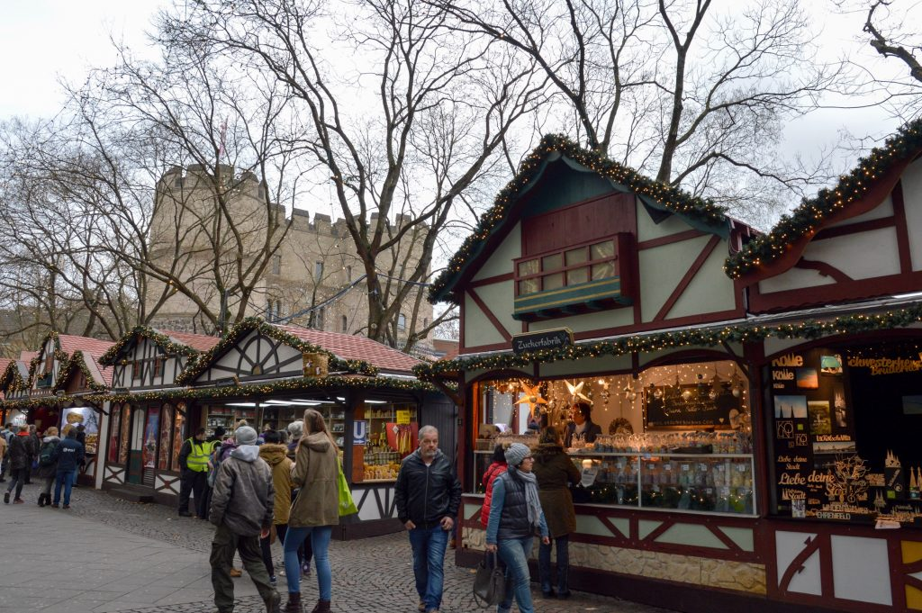 Markt der Engel in Köln, Germany