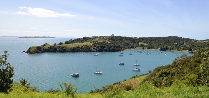 Matiatia Bay, Waiheke Island, New Zealand