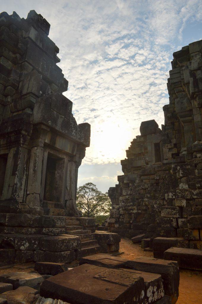 Ta Keo, Angkor Archaeological Park. Cambodia