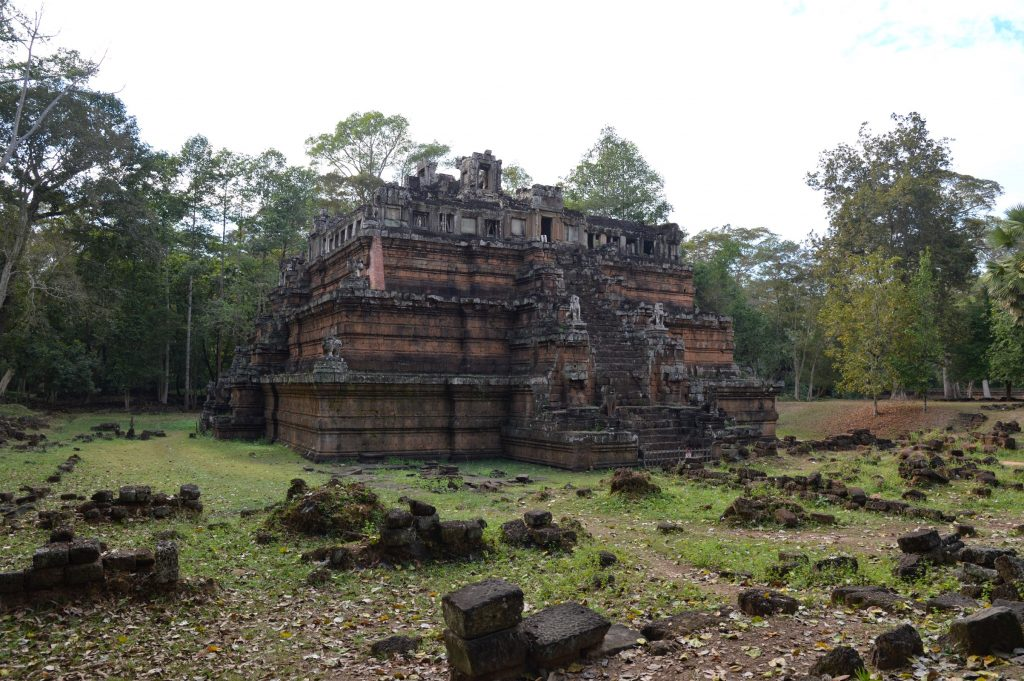 Phimeanakas, Angkor Archaeological Park, Cambodia
