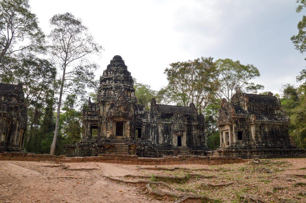 Thommanon, Angkor Archaeological Park, Cambodia,