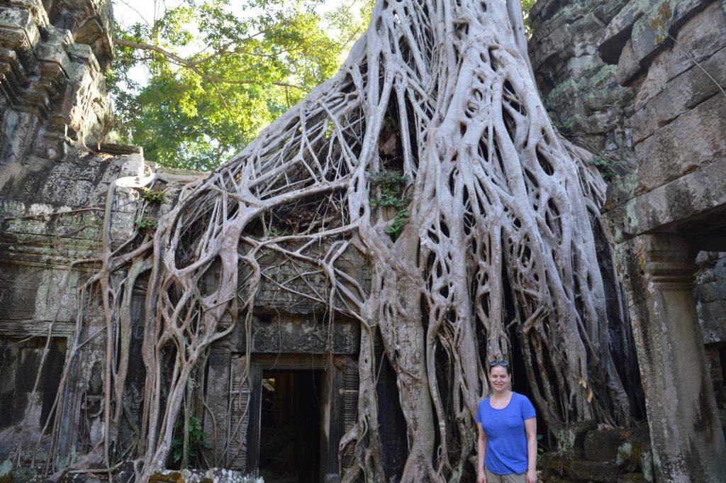 Ta Prohm, Angkor Archaeological Park, Cambodia